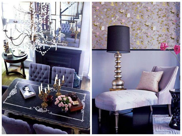 decoracao de sala lilas ? Doitri.com
