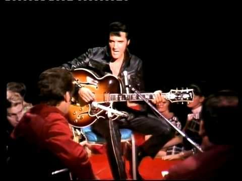 Elvis - Blue Suede Shoes
