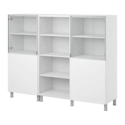 Parsons Table Ikea : More IKEA office storage options with Parsons desk
