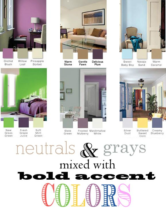 decorating with 2014 colors | 2014 Color Trends - My ColortopiaThe ...