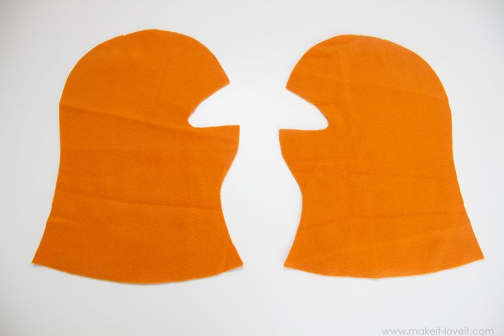 DIY Balclava (or Ski-Type Mask) - Crafthubs