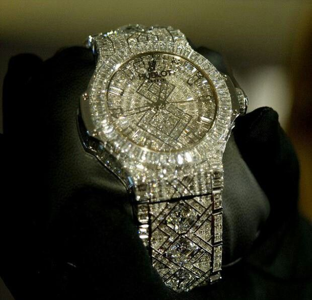 the most expensive swiss watches wifi