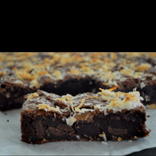 brownies nutella caramel hazelnut brownies deep dark brownies white ...
