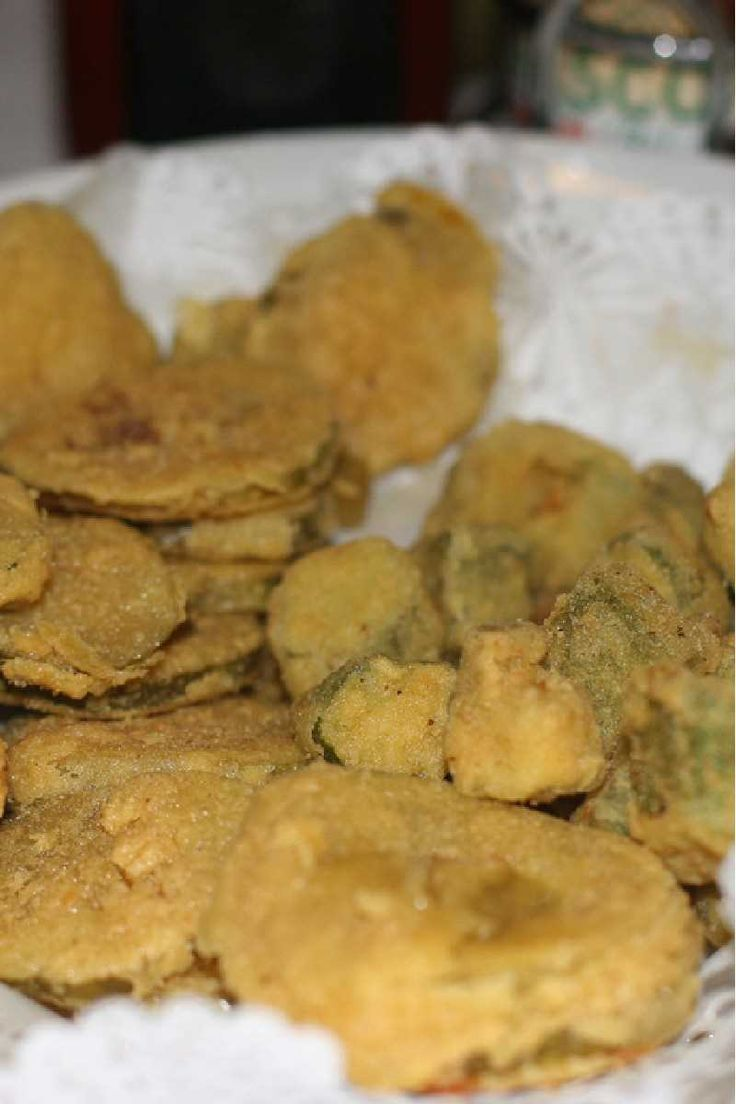 Fried Dill Pickles | KitchMe | Recipes | Pinterest