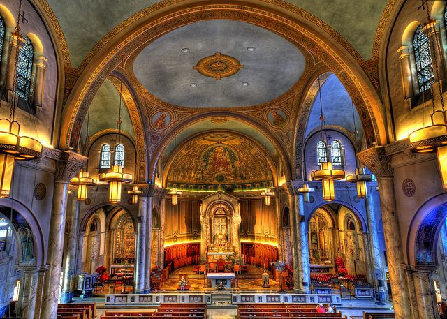 Basilica and National Shrine of Our Lady of Consolation