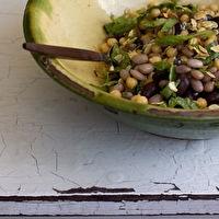 Honey-Balsamic Bean Salad by www.101cookbooks.com