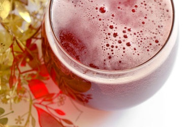Hibiscus Ginger Punch — Punchfork | food and libation | Pinterest