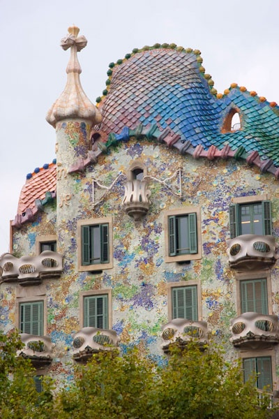 Spanish architecture at its best!