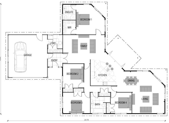 pin by lexi richards on floor plans layouts facades