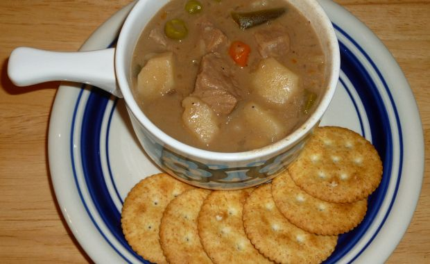 Beef stew with potatoes and carrots | Sun Oven | Pinterest