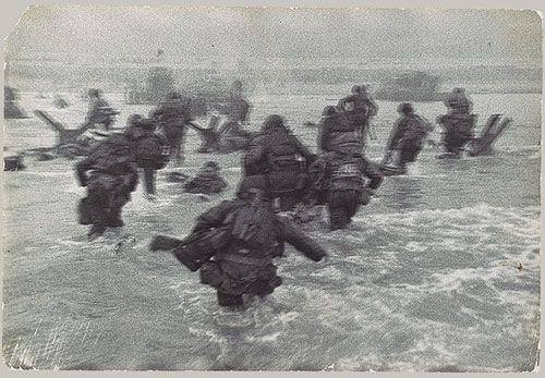 d day landing history