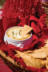 Easy Homemade Tortilla Chips and Dip | Food | Pinterest