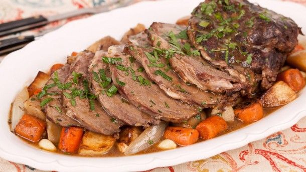 Pot Roast with Winter Root Vegetables - Recipes - Best Recipes Ever