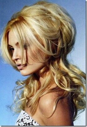 Womans HairStyle  CROWNING GLORY  Pinterest