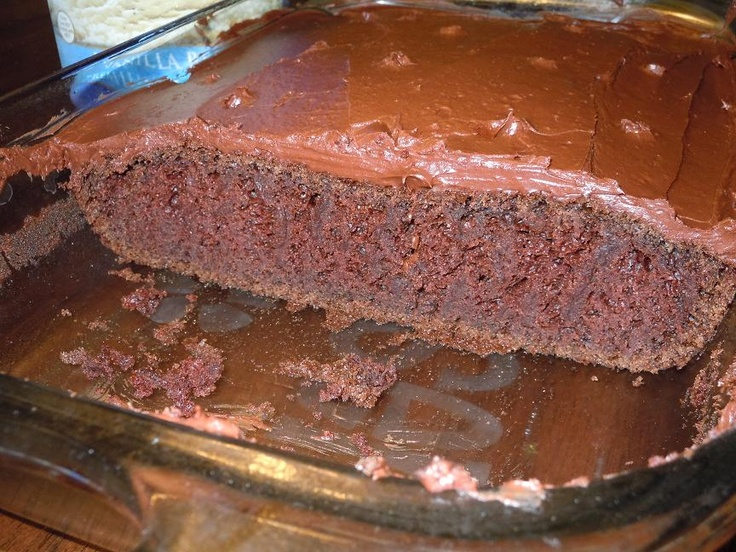 Chocolate Mayonnaise Cake | What's for Dessert? | Pinterest