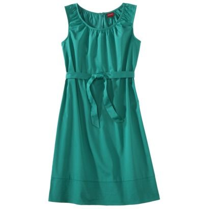 Target women clothing dresses Merona Womens Trapunto Dress