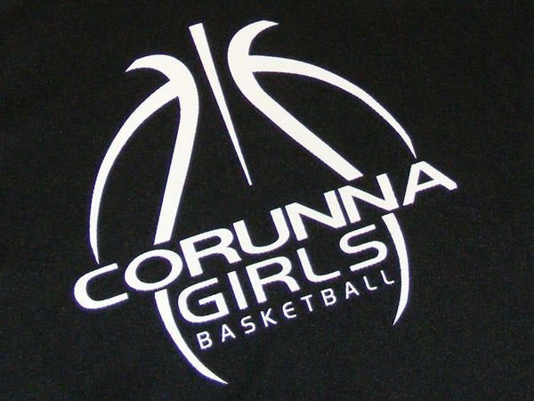Basketball Designs Corunna Girls JV Basketball Shooting Shirts