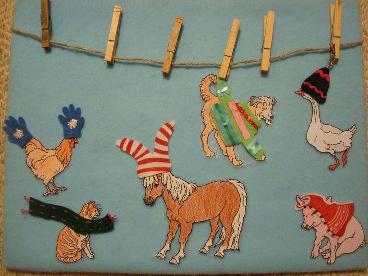 "... for ""Activities For The Hat By Jan Brett"" – Calendar 2015"