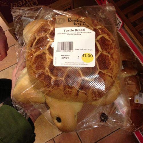 Turtle Bread   Cute   Pinterest