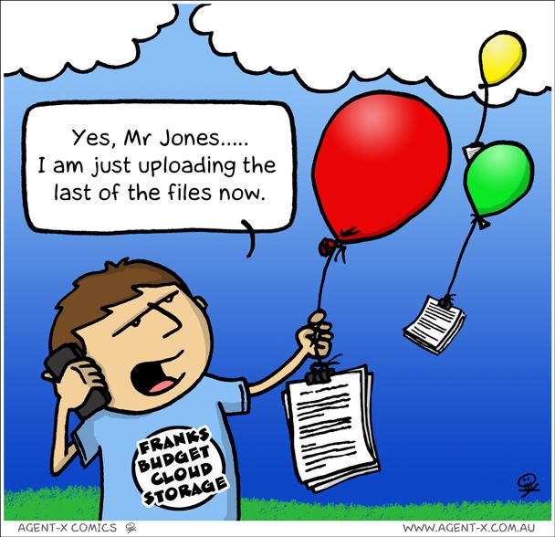 Information Technology Pictures Funny Funny cloud computing cartoon