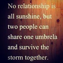 Through Thick and Thin Quotes