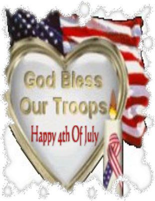 happy 4th of july god bless america images
