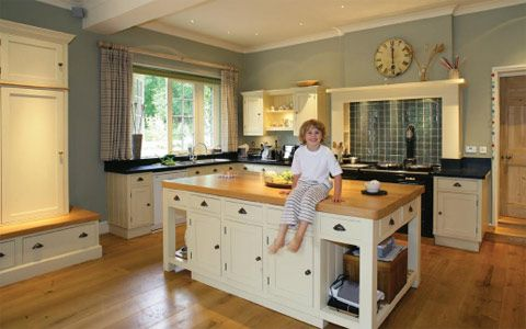 Ebstone Kitchens Nolte, Nobilia, Charles Rennie Mackintosh Kitchens