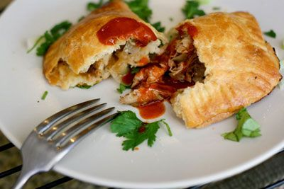 Chicken Empanadas with Chorizo and Olives Recipe - Saveur.com
