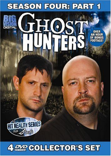Ghost Hunters: Season Four, Part 1 $19.99