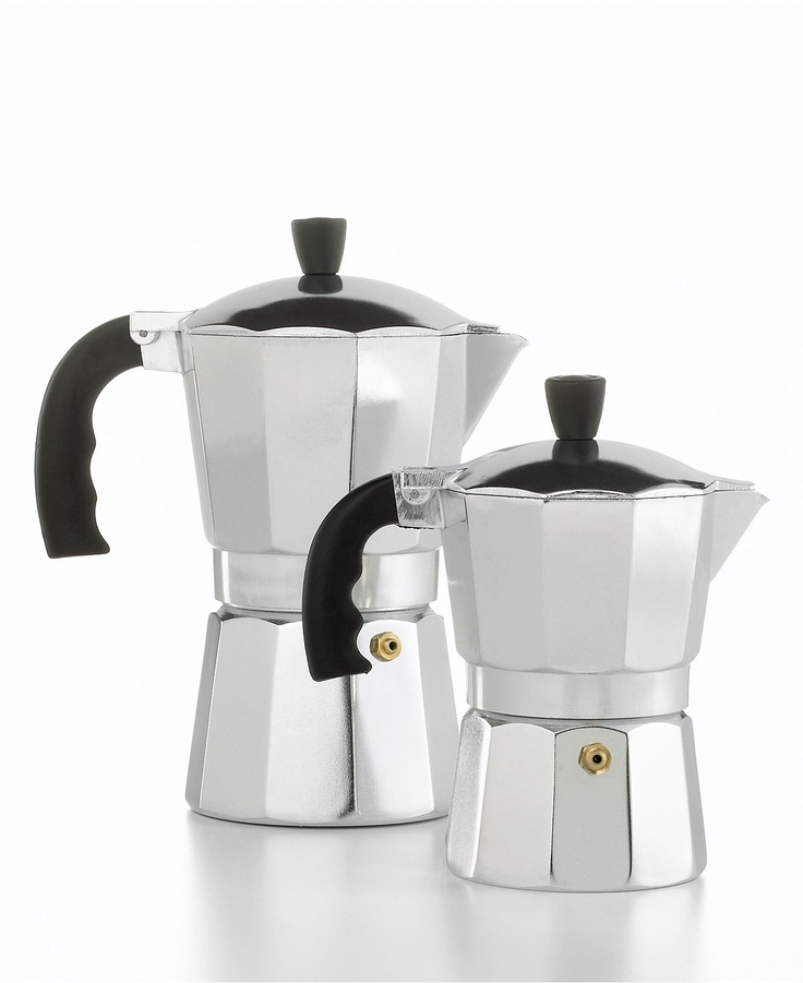 Imusa Coffee Maker How To Use : IMUSA 6 Cup Traditional Stovetop Espresso Maker