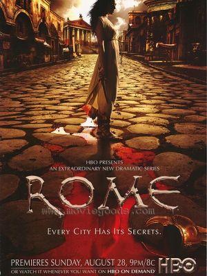 Phim Máu Lửa Thành Rome Phần 1 – Rome Season 1