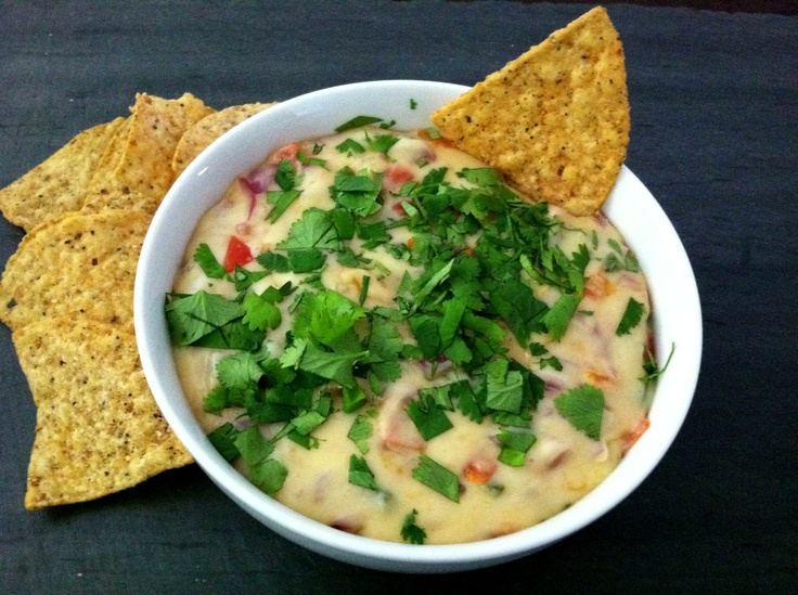 Queso Fundido al Tequila - Perfect for Sunday Funday or any other ...
