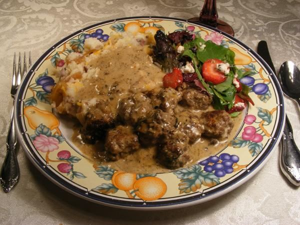 Baked Swedish Meatballs from Food.com: This recipe is from my Seaward ...