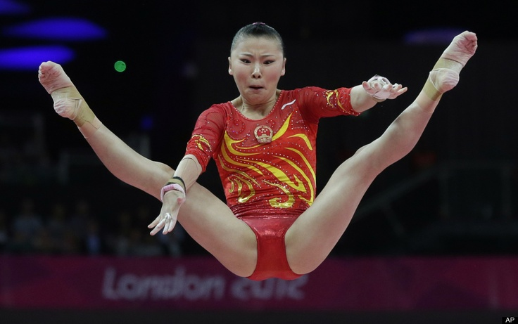 He Kein China Gymnastics Olympics London