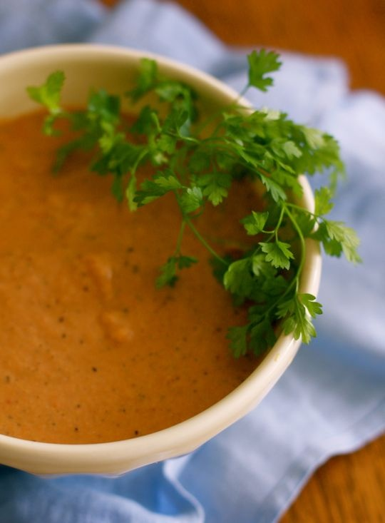 Cashew Tomato Soup | Recipe