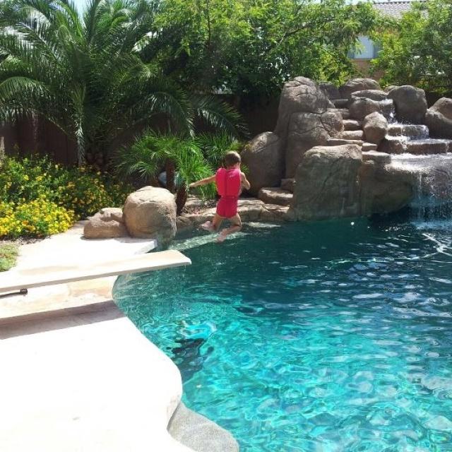 Nice Backyard Pools : Nice backyard pool  Pools  Pinterest