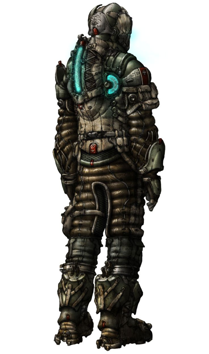 dead space 3 suits - photo #5