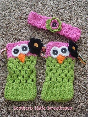 Picot Baby Leg Warmers - CrochetN'Crafts – FREE Crochet
