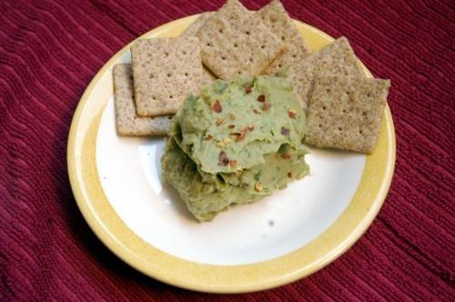 avocado and white bean dip | F O O D | so hungry blog | Pinterest