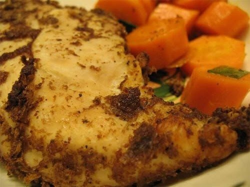 MUSTARD CHICKEN | so hungry I could eat a... | Pinterest