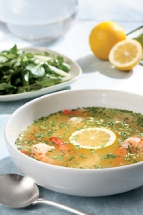 Lemon soup | recipes | Pinterest