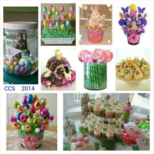 Easter Candy Ideas HOLIDAY THEMED GOODIES Easter Halloween C