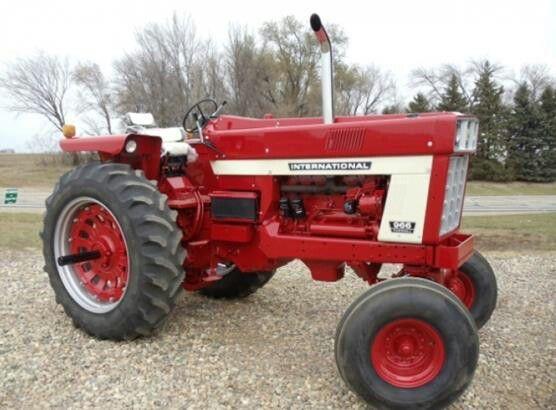 966 International Tractor : Ih tractor bing images