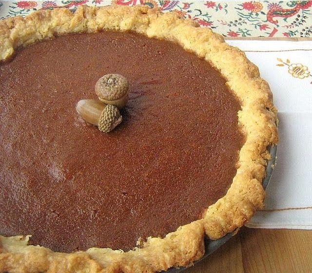 Caramel Pumpkin Pie. | Favorite Recipes | Pinterest