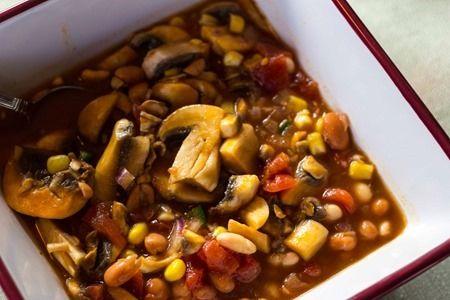 Summer Vegetable Chili | Blog | Pinterest