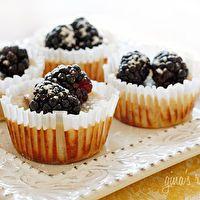 Lemon Cheesecake Yogurt Cups by Skinny Taste