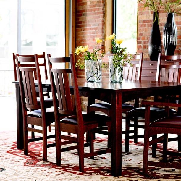 harvey ellis dining room by stickley furniture pinterest