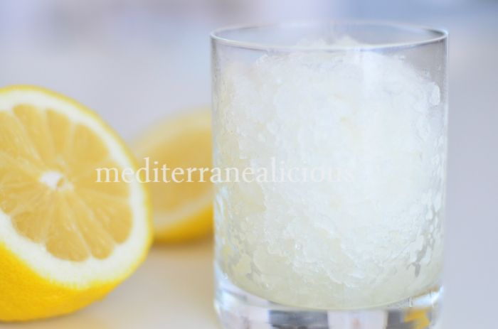 Lemon Granita... | I Heart Food Part 5... | Pinterest