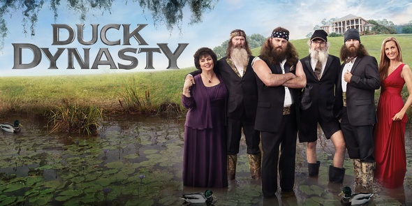 Robertson Family Duck Dynasty