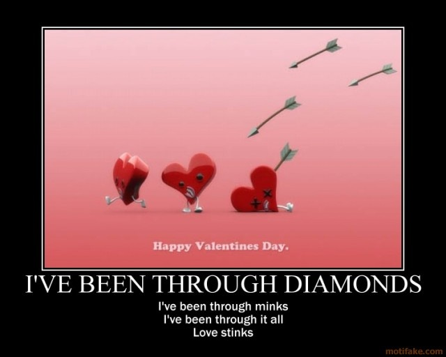 anti valentine day quotes images